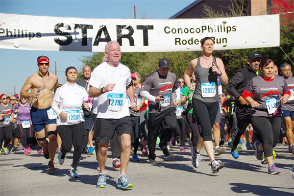ConocoPhillips Rodeo Run