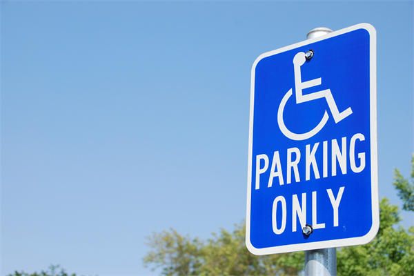 Handicapped-Accessible Parking